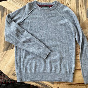 Woolrich Gray Wool Sweater